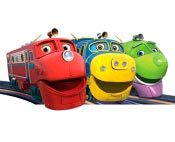 Trains from Chuggington 1